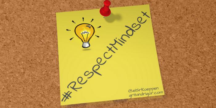 #RespectMindset